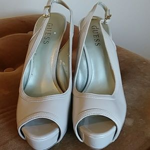 Woman Guess heels